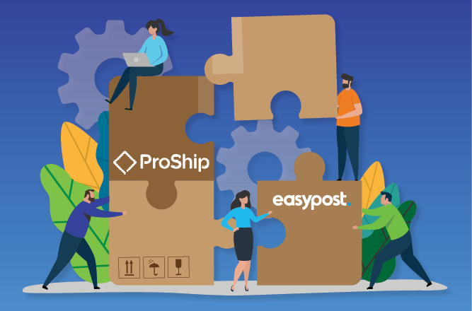 EasyPost and ProShip Partner to Offer a Best-in-industry Solution