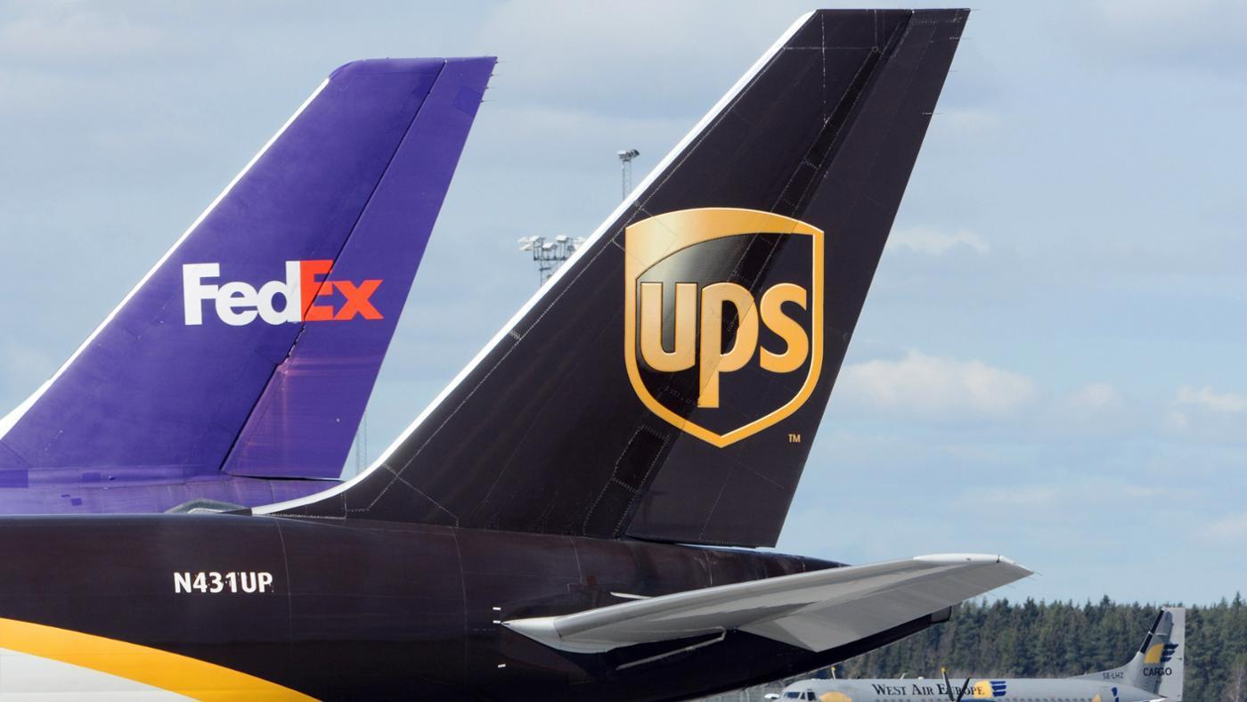 FedEx vs. UPS