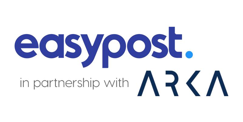 EasyPost + Arka
