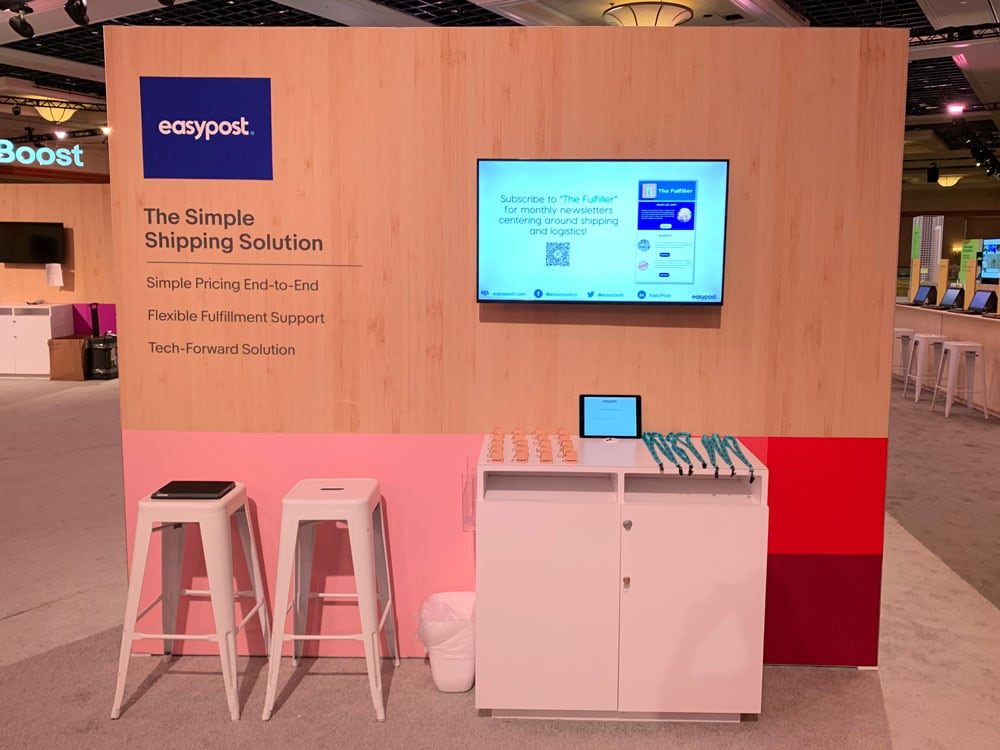EasyPost at eBay Open 2019