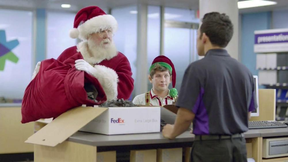 FedEx 2016 Holiday Cutoffs