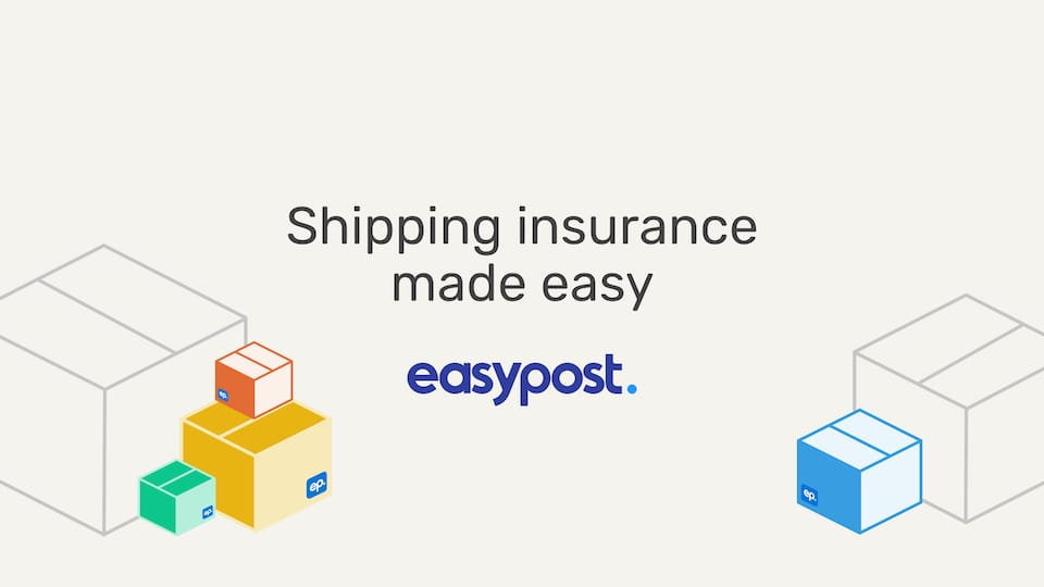 Shipping insurance made easy