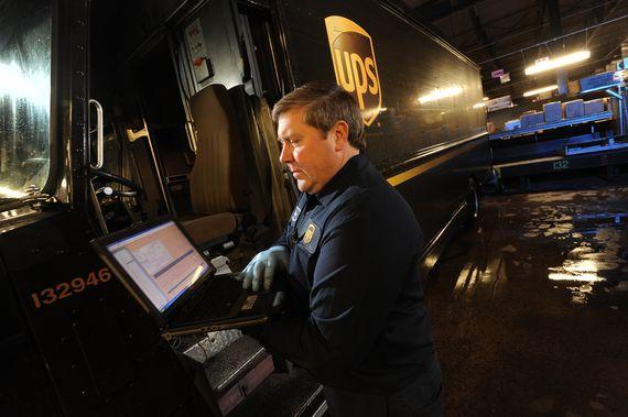 UPS Rate Increase 2017