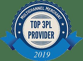 Multichannel Merchant Top 3PL Provider 2019