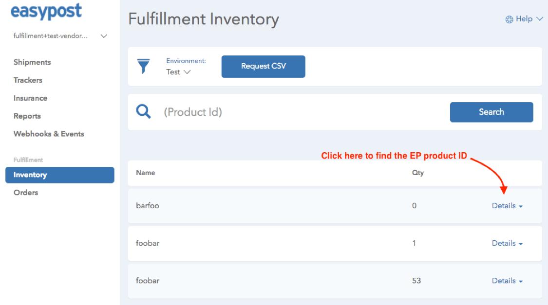 EasyPost Fulfillment Shopify Guide